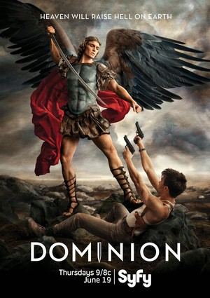 Dominion (TV Series 2014- ) DVD Release Date