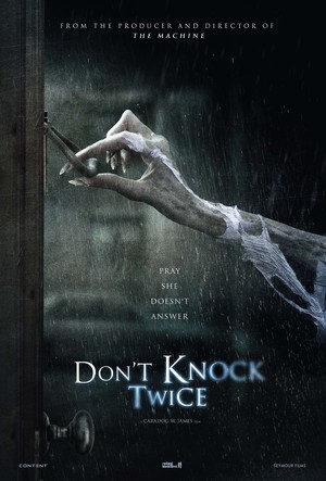 Don't Knock Twice (2016) DVD Release Date