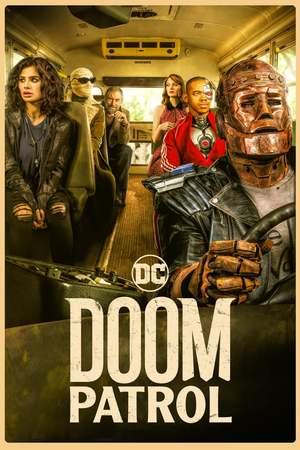 Doom Patrol DVD Release Date