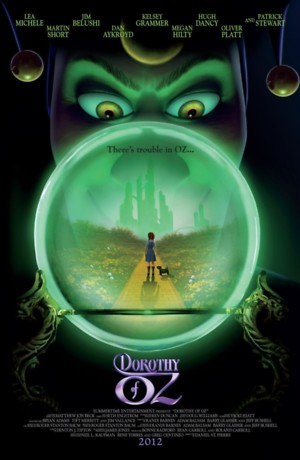 Legends of Oz: Dorothy's Return (2013) DVD Release Date