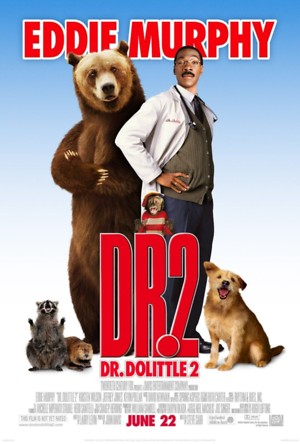 Dr. Dolittle 2 (2001) DVD Release Date