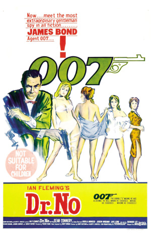 Dr. No (1962) DVD Release Date