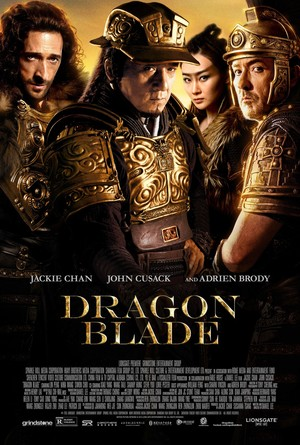Dragon Blade (2015) DVD Release Date