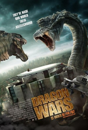 Dragon Wars: D-War (2007) DVD Release Date