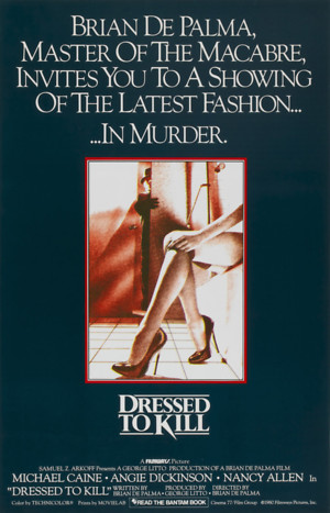 Dressed to Kill (1980) DVD Release Date