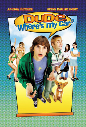 Dude, Where's My Car? (2000) DVD Release Date