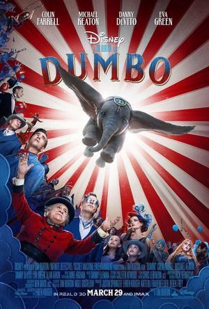 Dumbo DVD Release Date June 25, 2019