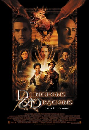 Dungeons & Dragons (2000) DVD Release Date