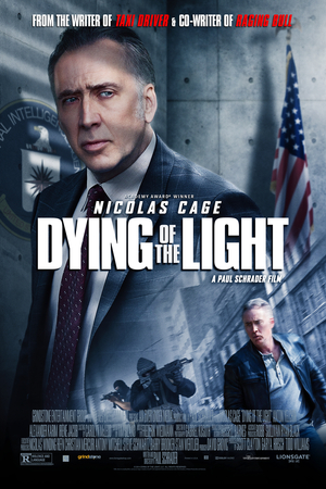 Dying of the Light (2015) DVD Release Date