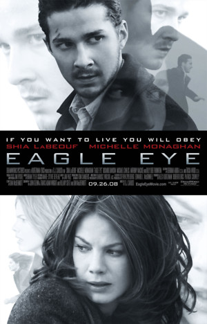 Eagle Eye (2008) DVD Release Date