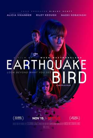 Earthquake Bird (2019) DVD Release Date
