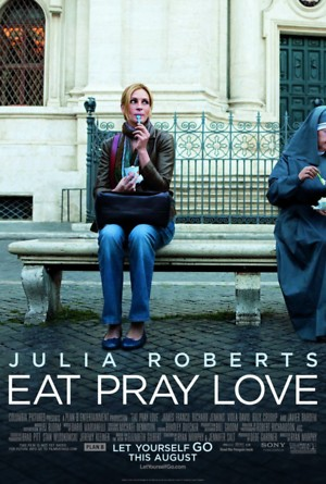 Eat Pray Love (2010) DVD Release Date