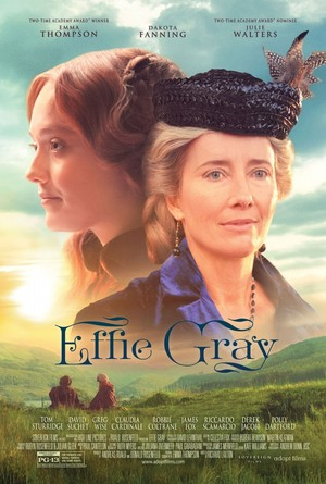 Effie Gray (2014) DVD Release Date