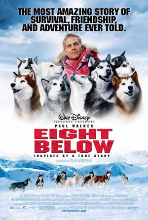 Eight Below (2006) DVD Release Date