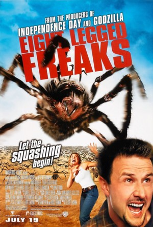 Eight Legged Freaks (2002) DVD Release Date