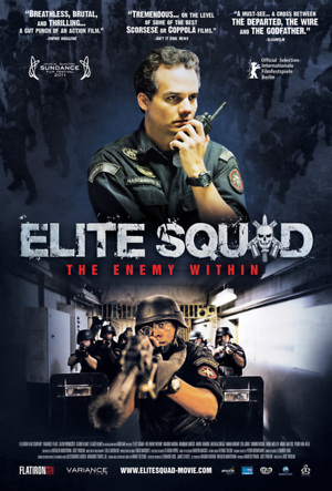 Elite Squad: The Enemy Within (2010) DVD Release Date