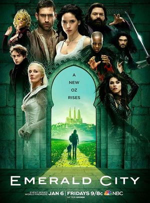 Emerald City (TV Series 2016- ) DVD Release Date