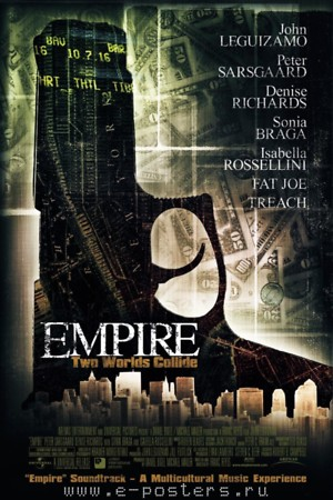 Empire (2002) DVD Release Date