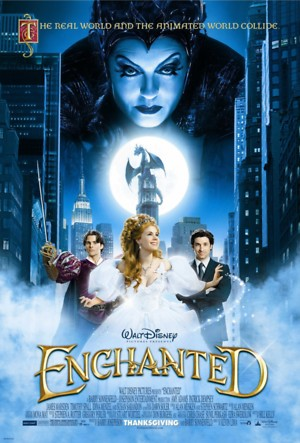 Enchanted (2007) DVD Release Date