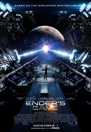 Ender's Game (2013) DVD Release Date
