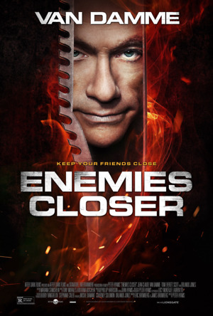Enemies Closer (2013) DVD Release Date