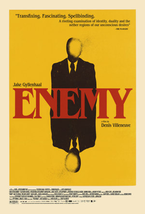 Enemy (2013) DVD Release Date