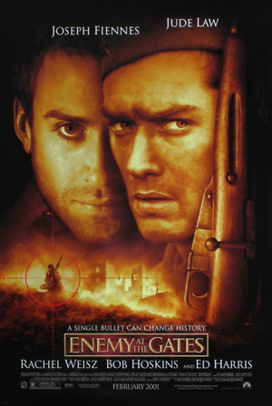 Enemy at the Gates (2001) DVD Release Date