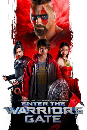 Enter The Warriors Gate (2016) DVD Release Date