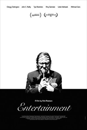 Entertainment (2015) DVD Release Date