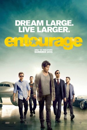 Entourage (2015) DVD Release Date