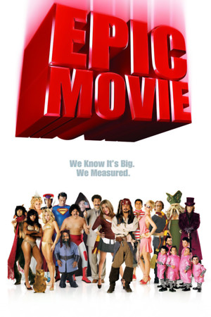 Epic Movie (2007) DVD Release Date