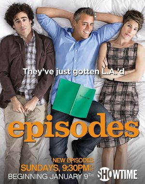 Episodes (TV Series 2011) DVD Release Date