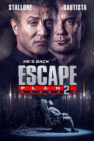 Escape Plan 2: Hades (2018) DVD Release Date