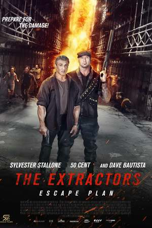Escape Plan: The Extractors (2019) DVD Release Date