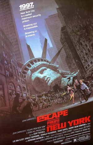 Escape from New York (1981) DVD Release Date