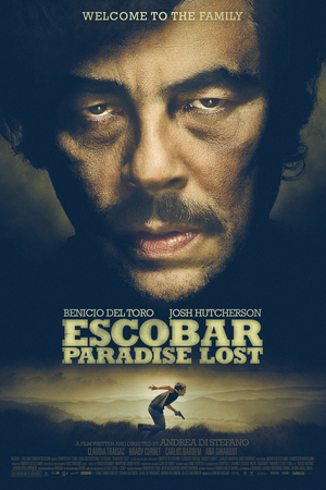 Escobar: Paradise Lost (2014) DVD Release Date