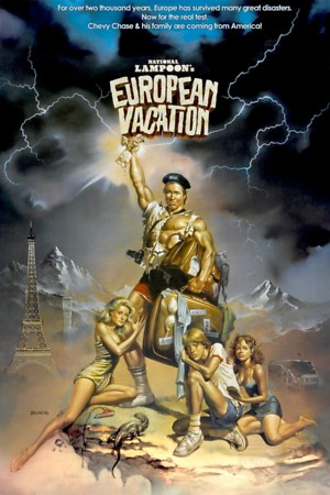 European Vacation (1985) DVD Release Date