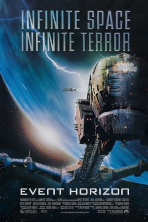 Event Horizon (1997) DVD Release Date