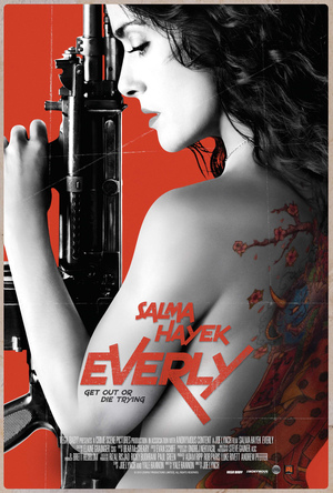 Everly (2014) DVD Release Date
