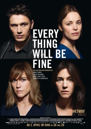 Every Thing Will Be Fine (2015) DVD Release Date
