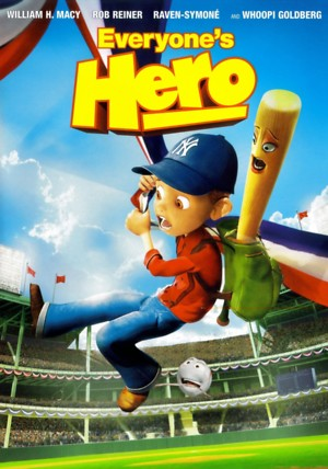 Everyone's Hero (2006) DVD Release Date