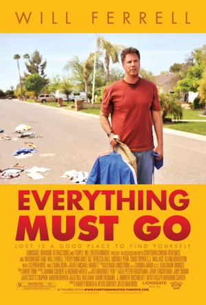 Everything Must Go (2010) DVD Release Date