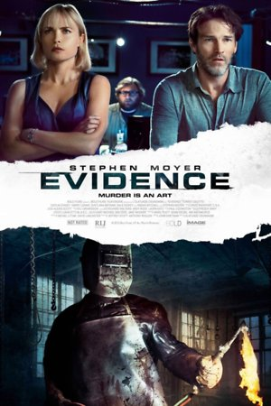 Evidence (2013) DVD Release Date
