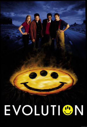 Evolution (2001) DVD Release Date