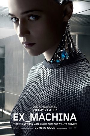 Ex Machina (2015) DVD Release Date