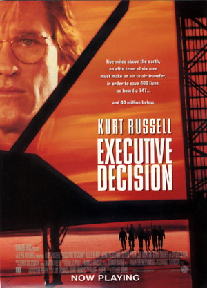 Executive Decision (1996) DVD Release Date