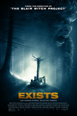 Exists (2014) DVD Release Date