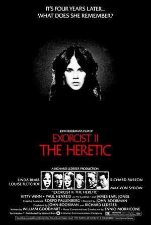 Exorcist II: The Heretic (1977) DVD Release Date
