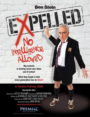 Expelled: No Intelligence Allowed (2008) DVD Release Date