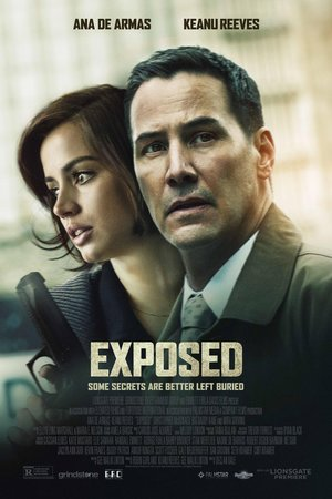 Exposed (2016) DVD Release Date